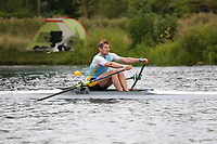 Race: 13  1x (Band 1)  Heat 3<br /> <br /> Peterborough Summer Regatta 2018 - Sunday<br /> <br /> To purchase this photo, or to see pricing information for Prints and Downloads, click the blue 'Add to Cart' button at the top-right of the page.