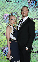 NEW YORK, NY-August 01: Leven Rambin, Jim Parrack at Warner Bros. Pictures & DC, Atlas Entertainment  presents the World Premiere of Suicide Squad  at the Beacon Theatre in New York. NY August 01, 2016. Credit:RW/MediaPunch