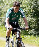 19.07.2011, Bad Kleinkirchheim, AUT, Fussball Trainingscamp VFL Wolfsburg, im Bild Marcel Schaefer , EXPA Pictures © 2011, PhotoCredit: EXPA/Oskar Hoeher