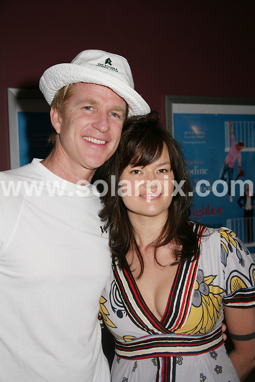 """**ALL ROUND PICTURES FROM SOLARPIX.COM**.**SYNDICATION RIGHTS FOR UK, SPAIN, PORTUGAL, AUSTRALIA, S.AFRICA & DUBAI (U.A.E) ONLY**.Matthew Modine arrives for """"The Neighbor"""" Hollywood Premiere held at Laemmle Sunset 5, Hollywood, CA, USA. 11th August 2008..This pic: Matthew Modine..JOB REF: 7009 PHZ/Lowe  DATE: 11_08_2008.**MUST CREDIT SOLARPIX.COM OR DOUBLE FEE WILL BE CHARGED* *UNDER NO CIRCUMSTANCES IS THIS IMAGE TO BE REPRODUCED FOR ANY ONLINE EDITION WITHOUT PRIOR PERMISSION*"""
