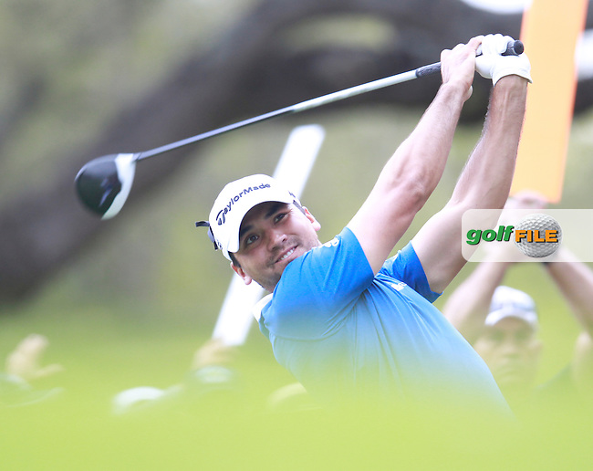 Jason Day (AUS) on the 8th during round 6 at the WGC Dell Matchplay championship, austin Country club, Austin, Texas, USA. 27/03/2016.<br /> Picture: Golffile | Fran Caffrey<br /> <br /> <br /> All photo usage must carry mandatory copyright credit (&copy; Golffile | Fran Caffrey)