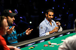Daniel Negreanu, left, and Faraz Jaka