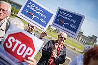 2017/05/17 Politik | Protest gegen Autobahnprivatisierung