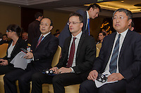 Bank of China Budapest inauguration