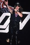 BON JOVI at Madison Square Garden in 1985.