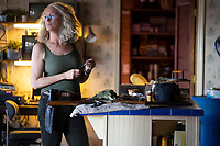 Jamie Lee Curtis<br /> Halloween (2018)<br /> *Filmstill - Editorial Use Only*<br /> CAP/RFS<br /> Image supplied by Capital Pictures