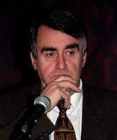 FILE - Le premier-ministre Lucien Bouchard <br /> durant La crise du verglas en janvier 1998<br /> <br /> PHOTO  :  Agence Quebec Presse