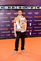 Mahmood (Italy)<br /> Eurovision Song Contest, Opening Ceremony, Tel Aviv, Israel - 12 May 2019.<br /> **Not for sales in Russia or FSU**<br /> CAP/PER/EN<br /> &copy;EN/PER/CapitalPictures