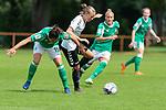 02.08.2020, wohninvest Weserstadion Platz 12, Bremen, GER,FSP, FLYERALARM, FFBL SV Werder Bremen vs  SV Henstedt-Ulzburg, <br /> <br /> <br /> <br />  im Bild<br /> <br /> Melena Lux<br /> Jasmin Sehan (WerderBremen15)<br /> <br /> Foto © nordphoto / Kokenge
