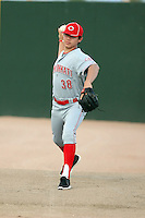 Tony Amezcua - AZL Reds - 2010 Arizona League.Photo by:  Bill Mitchell/Four Seam Images..