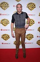 29 March 2017 - Las Vegas, NV - Chris Pine. 2017 Warner Brothers The Big Picture Presentation at CinemaCon at Caesar's Palace.  Photo Credit: MJT/AdMedia