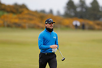 Haydn Porteous on the 15th during the first day at the Betfred British Masters, Hillside Golf Club, Lancashire, England. 09/05/2019.<br /> Picture David Kissman / Golffile.ie<br /> <br /> All photo usage must carry mandatory copyright credit (© Golffile | David Kissman)