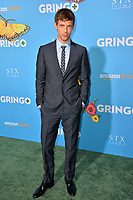Harry Treadaway at the world premiere for &quot;Gringo&quot; at the L.A. Live Regal Cinemas, Los Angeles, USA 06 March 2018<br /> Picture: Paul Smith/Featureflash/SilverHub 0208 004 5359 sales@silverhubmedia.com