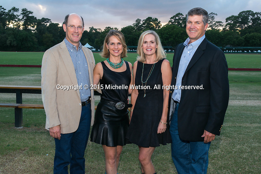 The Nature Conservancy Gala at the Houston Polo Grounds