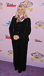 """BURBANK, CA - NOVEMBER 10: Barbara Dirickson arrives at the Disney Channel's Premiere Party For """"Sofia The First: Once Upon A Princess"""" at the Walt Disney Studios on November 10, 2012 in Burbank, California."""