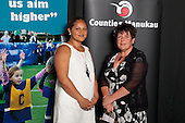 Administrator of the Year Finalist Debbie Mahoney from the Pukekohe Swimming Club.  Counties Manukau Sport Sporting Excellence Awards held at the Telstra Clear Pacific Events Centre Manukau on December 1st 2011.