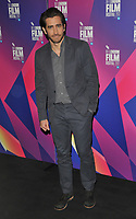 Jake Gyllenhaal at the LFF Jake Gyllenhaal talk &amp; Q&amp;A, BFI Southbank, Belvedere Road, London, England, UK, on Thursday 05 October 2017.<br /> CAP/CAN<br /> &copy;CAN/Capital Pictures