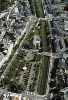 Europe/France/Auverne/63/Puy-de-Dôme/La Bourboule: Vue aérienne