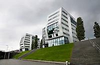 Nederland Amsterdam 2017. Kantoren van o.a. van SBS bij Rietlandpark. Foto Berlinda van Dam / Hollandse Hoogte