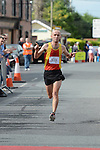 Simon Mulvey was second home in the Duleek 10K run. Photo:Colin Bell/pressphotos.ie