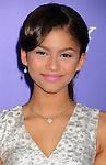 HOLLYWOOD, CA - AUGUST 16: Zendaya Coleman arrives for the Los Angeles premiere of 'Sparkle' at Grauman's Chinese Theatre on August 16, 2012 in Hollywood, California.