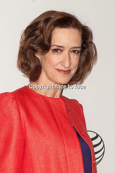 NEW YORK, NY - APRIL 21: Haydn Gwynne attends Tribeca Talks: After the Movie: 'NOW: In the Wings on a World Stage' during the 2014 Tribeca Film Festival at BMCC Tribeca PAC on April 21, 2014 in New York City.<br />
