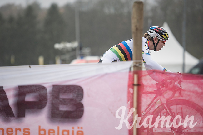 CX World Champion Thalita de Jong (NED/Rabo-Liv)<br /> <br /> 2016 CX UCI World Cup Zeven (DEU)