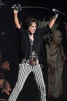 FORT LAUDERDALE FL - AUGUST 12: Alice Cooper in concert at The Broward Center on August 12, 2016 in Fort Lauderdale, Florida. Credit: mpi04/MediaPunch