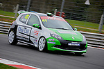 Luke Wright - Total Control Racing Renault Clio Cup UK
