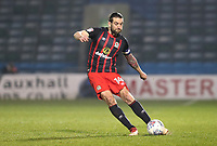 Blackburn Rovers' Charlie Mulgrew<br /> <br /> Photographer Rachel Holborn/CameraSport<br /> <br /> The EFL Sky Bet League One - Gillingham v Blackburn Rovers - Tuesday 10th April 2018 - Priestfield Stadium - Gillingham<br /> <br /> World Copyright &copy; 2018 CameraSport. All rights reserved. 43 Linden Ave. Countesthorpe. Leicester. England. LE8 5PG - Tel: +44 (0) 116 277 4147 - admin@camerasport.com - www.camerasport.com