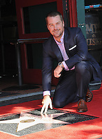 Actor Chris O'Donnell on Hollywood Boulevard where he was honored with the 2,544th star on the Walk of Fame.<br /> March 5, 2015  Los Angeles, CA<br /> Picture: Paul Smith / Featureflash