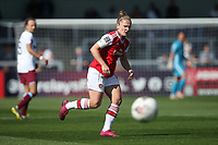 Kim Little of Arsenal during Arsenal Women vs West Ham United Women, Barclays FA Women's Super League Football at Meadow Park on 8th September 2019