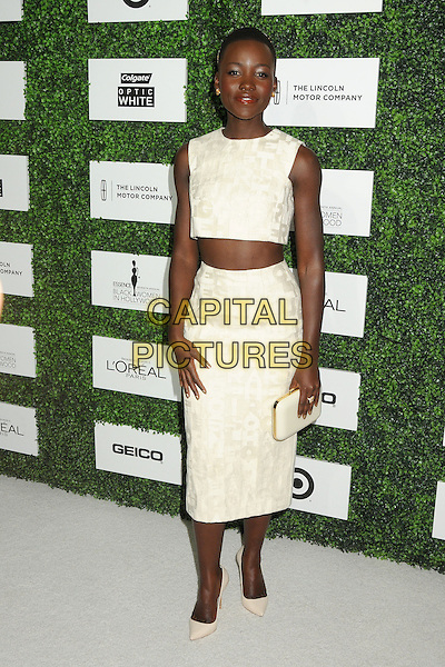 27 February 2014 - Beverly Hills, California - Lupita Nyong'o. 7th Annual ESSENCE &quot;Black Women in Hollywood&quot; Luncheon held at the Beverly Hills Hotel.<br /> CAP/ADM/BP<br /> &copy;Byron Purvis/AdMedia/Capital Pictures