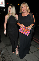 Brooke Kinsella and Linda Robson at the Children With Cancer Ball, Grosvenor House Hotel, Park Lane, London, England, UK, on Saturday 11 November 2017.<br /> CAP/CAN<br /> &copy;CAN/Capital Pictures