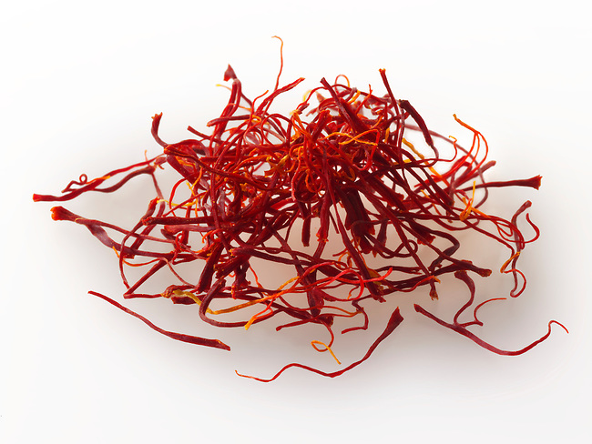 Photos of Saffron Stamen