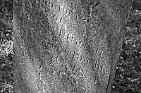 Bellbrook Pioneer Cemetery: Bigger - Died 1832