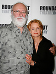 Phillip Bosco & Swoosie Kurtz<br />attending the press Meet and Greet with the cast of The Roundabout Theatre Company production of HEARTBREAK HOUSE in New York City.<br />August 23, 2006