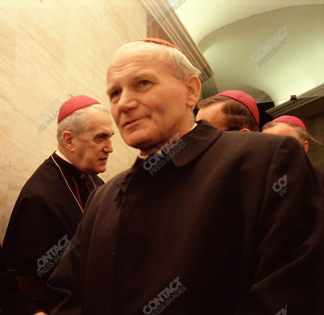 a biography of karol josef wojtyla Biography, news, photos and videos  school in the industrial town of wadowice  in 1938, he was welcomed by its prize orator 18-year-old karol josef wojtyla.