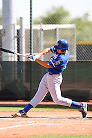 Eric Hosmer - Kansas City Royals, 2009 Instructional League.Photo by:  Bill Mitchell/Four Seam Images..