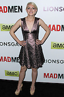 "HOLLYWOOD, LOS ANGELES, CA, USA - APRIL 02: Annaleigh Ashford at the Los Angeles Premiere Of AMC's ""Mad Men"" Season 7 held at ArcLight Cinemas on April 2, 2014 in Hollywood, Los Angeles, California, United States. (Photo by Xavier Collin/Celebrity Monitor)"