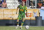 22 September 2012: Tampa Bay's Keith Savage. The Carolina RailHawks played the Tampa Bay Rowdies to a 0-0 tie at WakeMed Soccer Stadium in Cary, NC in a 2012 North American Soccer League (NASL) regular season game.