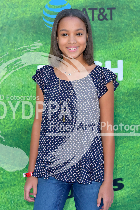 Corrine Massiah bei der Premiere der FOX TV-Serie 'Pitch' auf dem West LA Little League Field. Los Angeles, 13.09.2016