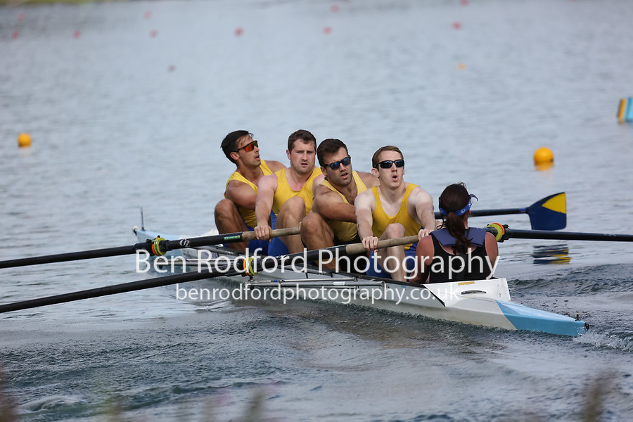 Race: 138: Tier2 4+  Final<br /> <br /> Peterborough Summer Regatta 2017 - Sunday<br /> <br /> To purchase this photo, or to see pricing information for Prints and Downloads, click the blue 'Add to Cart' button at the top-right of the page.