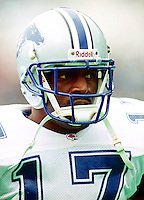 Michael Brooks Baltimore Stallions 1994. Photo F. Scott Grant