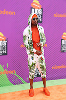 LOS ANGELES - July 13:  Nick Cannon at the Nickelodeon Kids' Choice Sports Awards 2017 at the Pauley Pavilion on July 13, 2017 in Westwood, CA