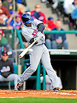 3 March 2010: New York Mets' infielder Fernando Tatis in action during a Grapefruit League game against the Atlanta Braves at Champion Stadium in the ESPN Wide World of Sports Complex in Orlando, Florida. The Braves defeated the Mets 9-5 in the Spring Training matchup. Mandatory Credit: Ed Wolfstein Photo