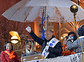 Kenji Utsunomiya Last Campaign Rally Ahead of Tokyo Gubernatorial Election