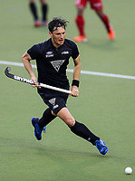 Simon Child during the International Hockey match between the  Blacksticks Men and Japan, TET Multisport Centre, Stratford, New Zealand. Monday 14  October 2019. Photo: Simon Watts/www.bwmedia.co.nz/HockeyNZ
