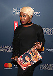 Cynthia Erivo attend the Broadway Opening Night Performance of 'Les Liaisons Dangereuses'  at The Booth Theatre on October 30, 2016 in New York City.
