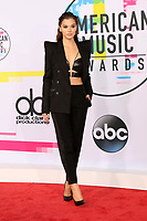 LOS ANGELES, CA - NOVEMBER 19: Hailee Steinfeld at the 2017 American Music Awards at Microsoft Theater on November 19, 2017 in Los Angeles, California. Credit: David Edwards/MediaPunch /NortePhoto.com